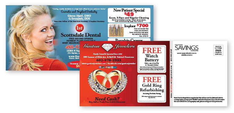 Super Savings Magazine is a local coupon magazine. Phoenix ...